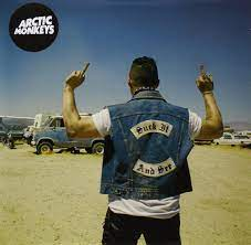 Artic Monkeys - Suck it and See