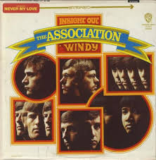 The Association - Insight Out (MONO-RED VINYL)