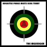 Augustus Pablo meets King Tubby - The Messenger (CLEAR VINYL)