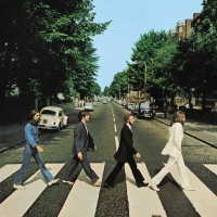 The Beatles PIC DISC - Abbey Road (50th Anniversay)