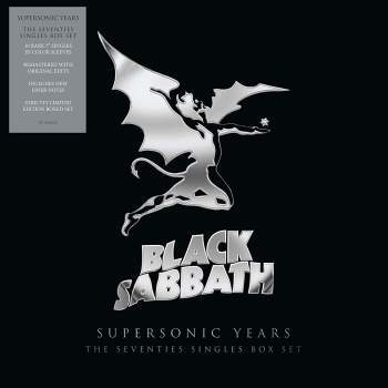 Black Sabbath - Supersonic Years The Seventies Singles