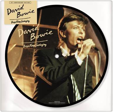 David Bowie - Boys keep swinging