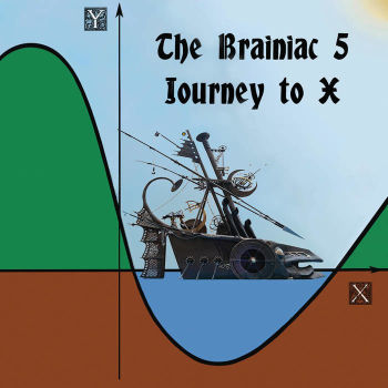 Brainiac 5 - Journey to X
