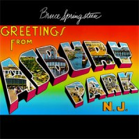 Bruce Springsteen - Greetings from Asbury Park NJ