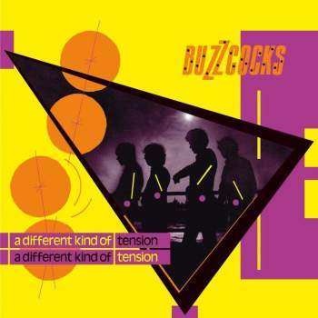 Buzzcocks 14/6/19 - A different kind of tension (YELLOW VINYL)