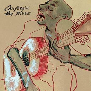 Various Artists 9/11/18 - Confessin the Blues Vol.2 compiled by the Rolling Stones