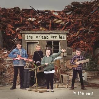 The Cranberries  26/4/19 - In the end (RUST RED VINYL)