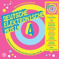 Deutsche Elektronische Musik - Experimental German Rock And Electronic Music 1972-83 B