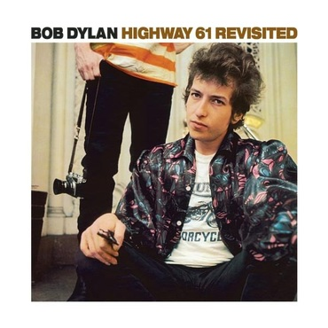 Bob Dylan - Highway 61 revisited (CLEAR VINYL)