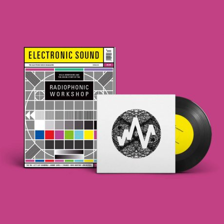 Electronic Sound - Issue 43 (Mag/Vinyl bundle)