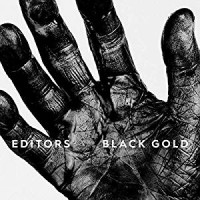 Editors - Black Gold , Best of Editors (WHITE VINYL)