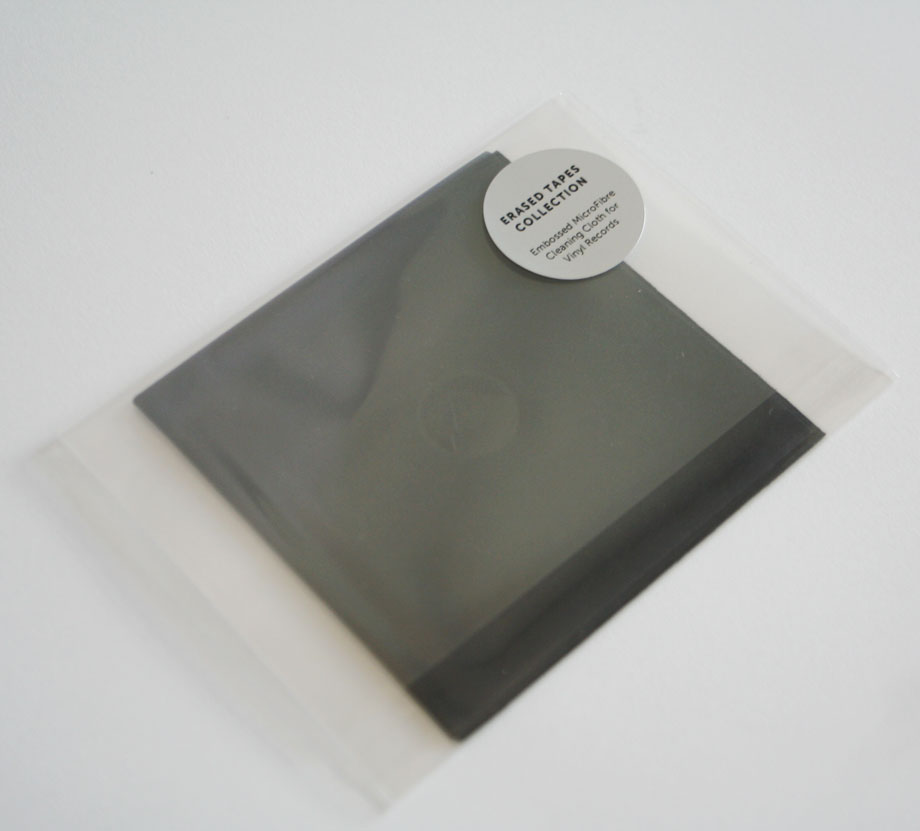 Vinyl Record - Deluxe cleaning cloth