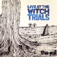 The Fall - Live at the Witch Trials (RED VINYL)