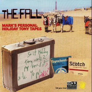 The Fall - Marks Personal Holiday Tony Tapes