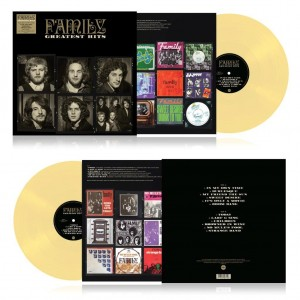 Family - Greatest Hits (COLOURED VINYL)