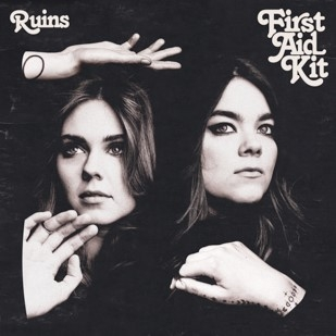 First Aid Kit 19/1/17 - Ruins (RED VINYL)