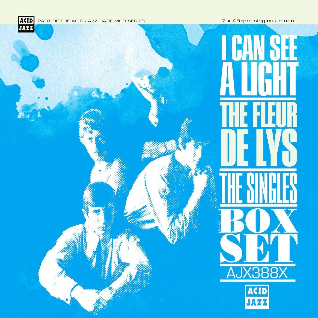 The Fleur de Lys - I can see the light (SINGLES BOXSET)