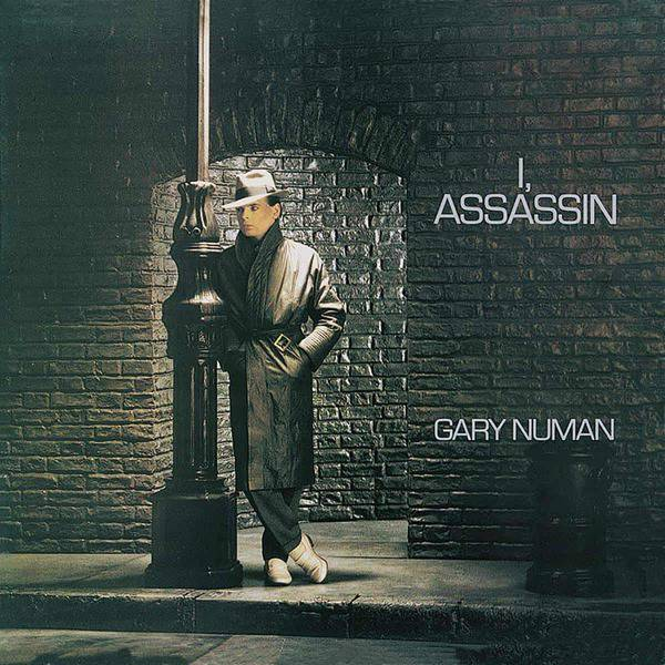 Gary Numan - I assassin (GREEN VINYL)