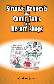 Graham Jones - Strange requests and comic Tales...