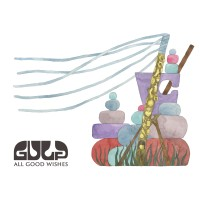 Gulp - All good wishes (COLOURED VINYL)