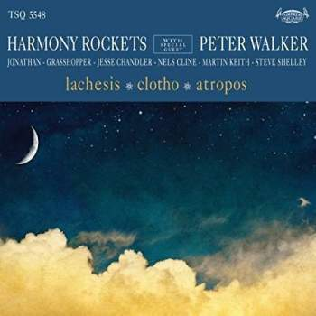 Harmony Rockets (ft Pete Walker) - Lachesis,Clotho,Atropos
