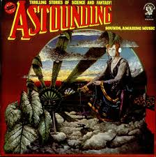 Hawkwind (COLOURED VINYL) - Astounding Sounds Amazing Music