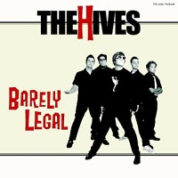 The Hives - Barely Legal (BRONZE VINYL)