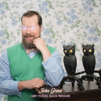 John Grant  (WHITE VINYL) - Grey Tickles,Black Pressure