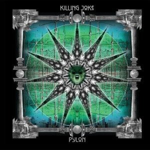 Killing Joke 25/6/21 - Pylon (3LP GREEN VINYL)