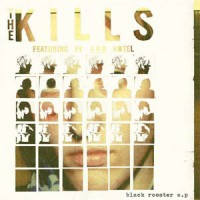 The Kills - Black Rooster (RED VINYL)