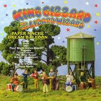 King Gizzard and the Lizard Wizzard - Paper Mache Balloon
