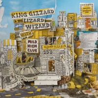 King Gizzard and the Lizzard Wizzard with the Mild High Club - Sketches of Brunswick East