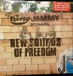 King Jammy - Presents New Soundsof Freedom
