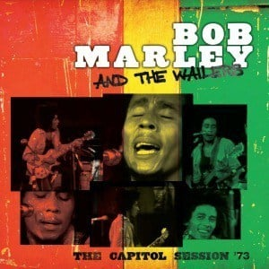 Bob Marley & The Wailers - The Capitol Session 73 (COLOURED VINY)