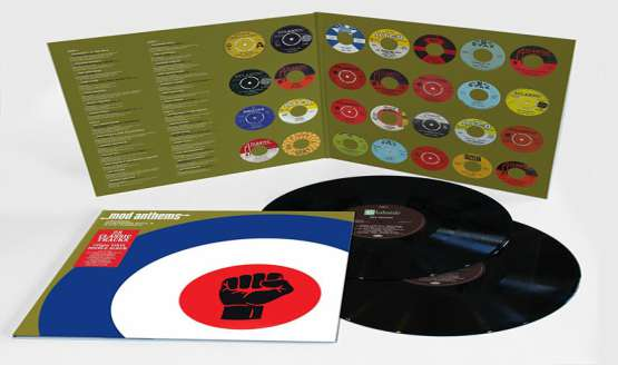 Various Artists - Mod Anthems (4 sides of Mod)