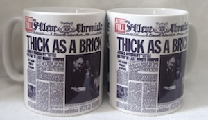 Jethro Tull - MUG-Thick as a Brick