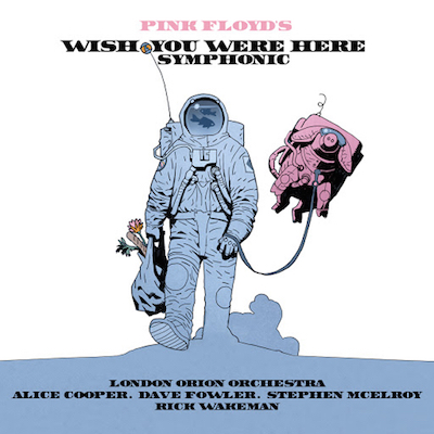 Pink Floyd's - Wish you were here Symphonic