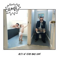Slaves - Acts of Fear (WHITE VINYL)