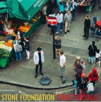 Stone Foundation (ft Paul Weller) - Street Rituals (CLEAR VINYL)