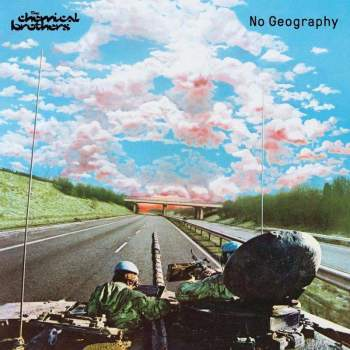 The Chemical Brothers - No Geography (2LP)