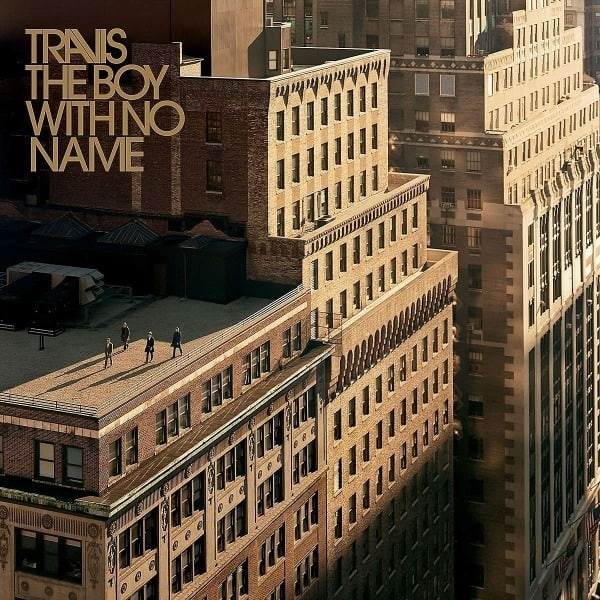 Travis - The Boy with no name (GOLD VINYL+7 inch)