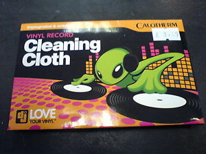 Vinyl Record - Cleaning Cloth