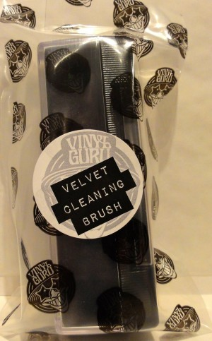 Vinyl Guru - Velvet Vinyl Cleaning brush
