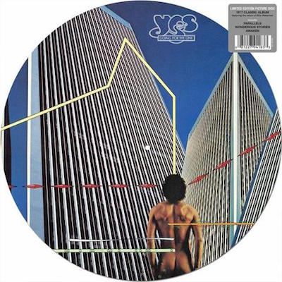 Yes - Going for the one (PIC DISC)