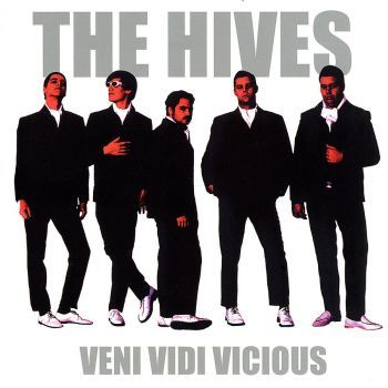 The Hives - Veni Vidi Vicous (SILVER VINYL)