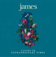 James 3/8/18 - Living in extraordinary times (COLOURED VINYL)