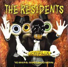 The Residents - Icky Flix (RSD 2020)
