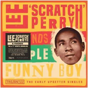 Lee Scratch Perry and Friends - The Early Upsetter singles