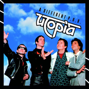 The Utopia Strong - The Utopia Strong (ORANGE VINYL)