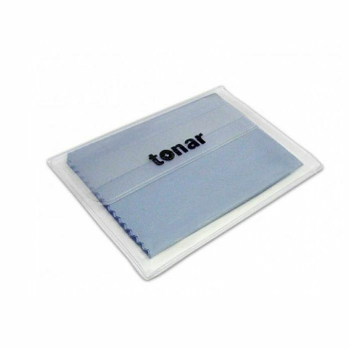 Tonar Micro Fibre - Record and CD cleaning cloth